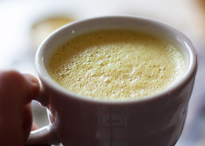 Golden Milk Latte Recipe