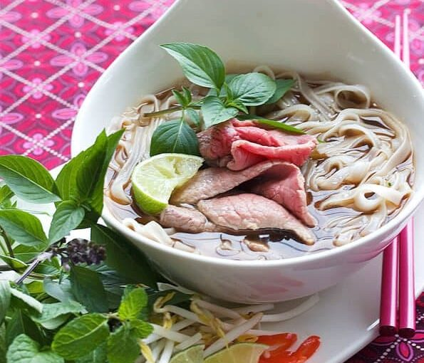 The Best Homemade Pho